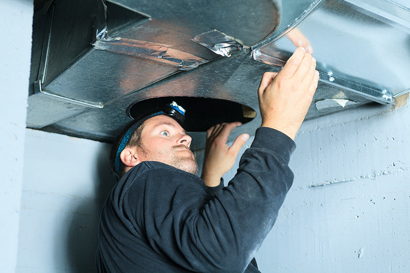 Commercial Kitchen Exhaust Fan Hood Cleaning Services